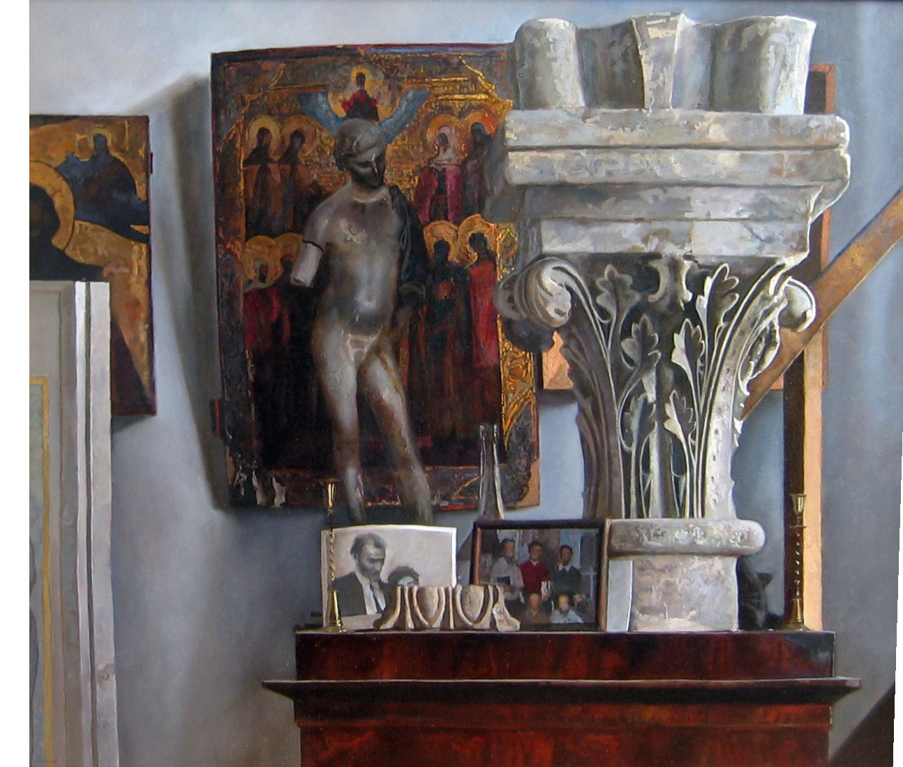 Still Life with Corin... by  Daud Akhriev - Masterpiece Online