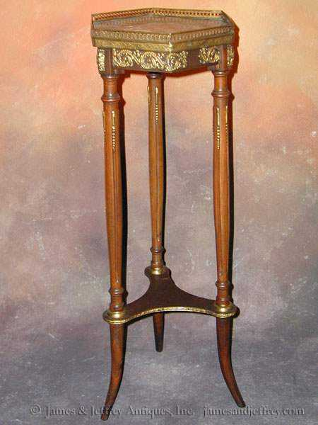 Candlestand Table by  French  - Masterpiece Online