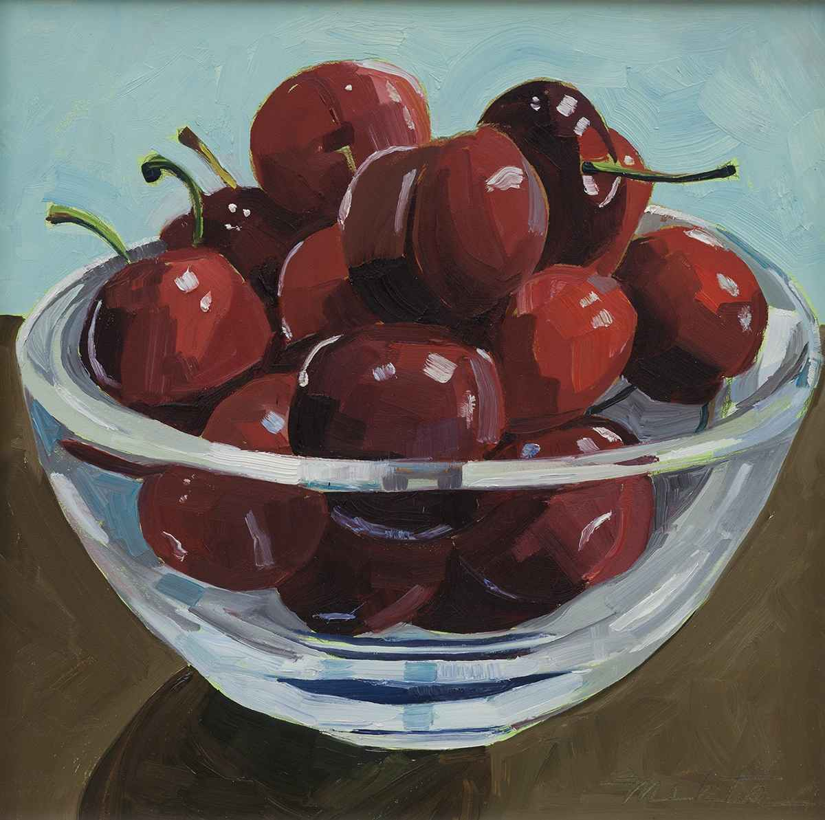 Not a bowl of cherries by Mrs. Lori Mehta - Masterpiece Online