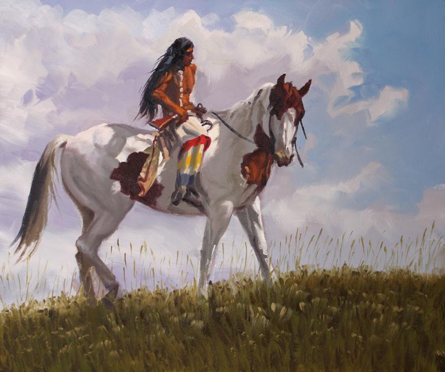 Summer Cloud by  Glen Edwards - Masterpiece Online