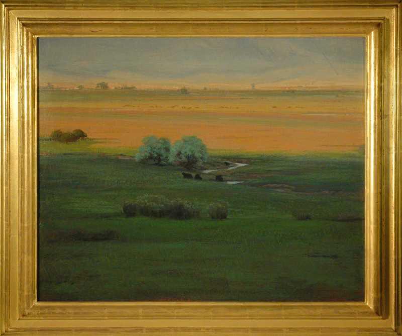 The Shadows Fall by  Brad Aldridge - Masterpiece Online