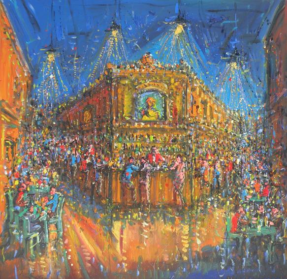 ANTRO VAN GOGH by Mr. JAZZAMOART VAZQUEZ - Masterpiece Online