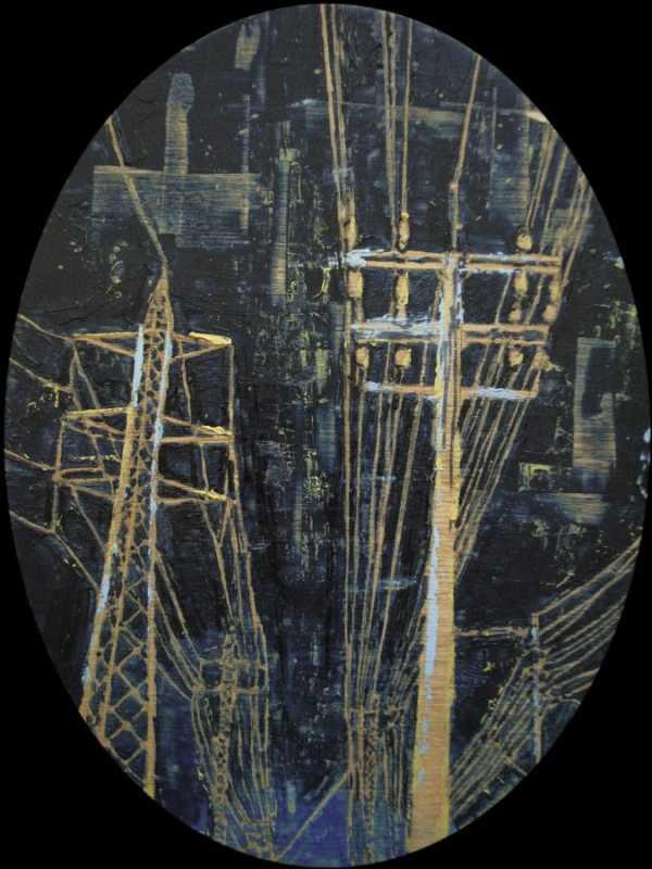 City Light by  Marissa Girard - Masterpiece Online