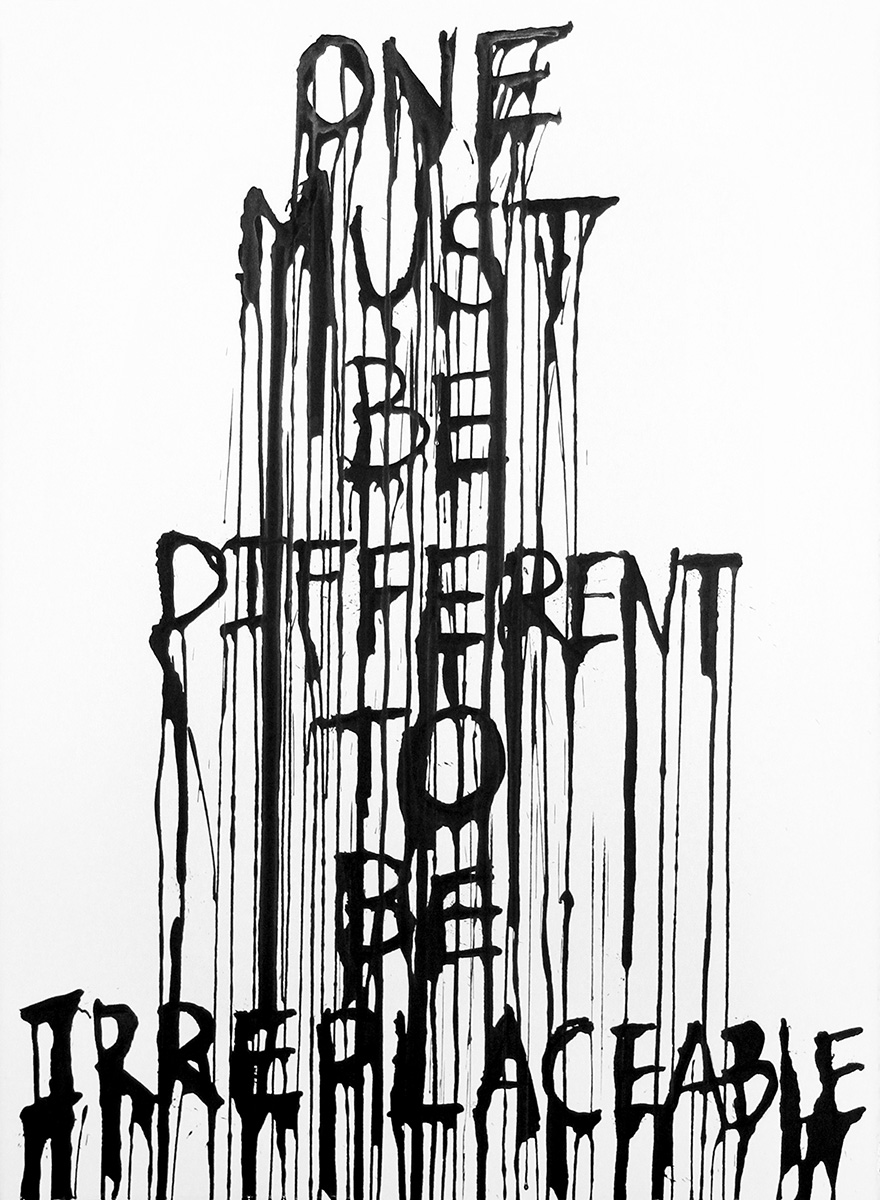 One Must Be Different by  Hijack  - Masterpiece Online