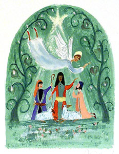 Nativity by  Tiphanie Beeke - Masterpiece Online