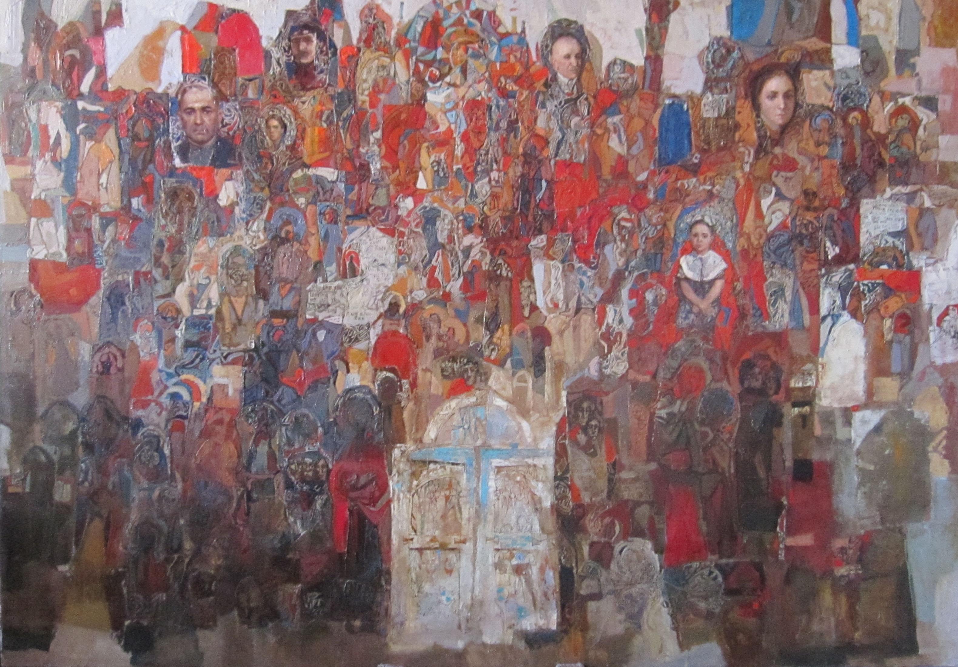 Family Album Series: ... by  Daud Akhriev - Masterpiece Online