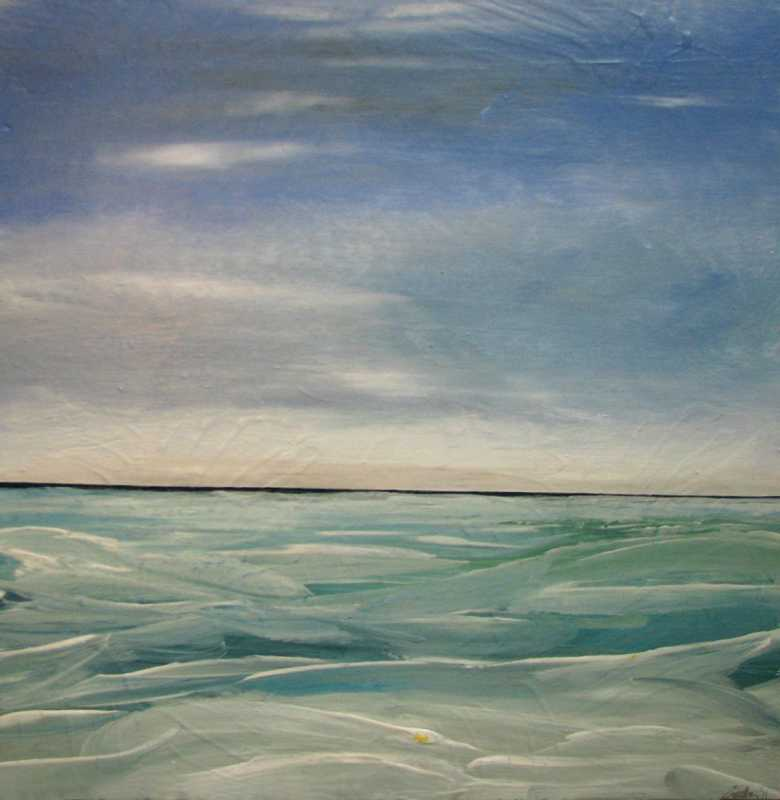 Pacific Blues 11 by  Curt Ginther - Masterpiece Online