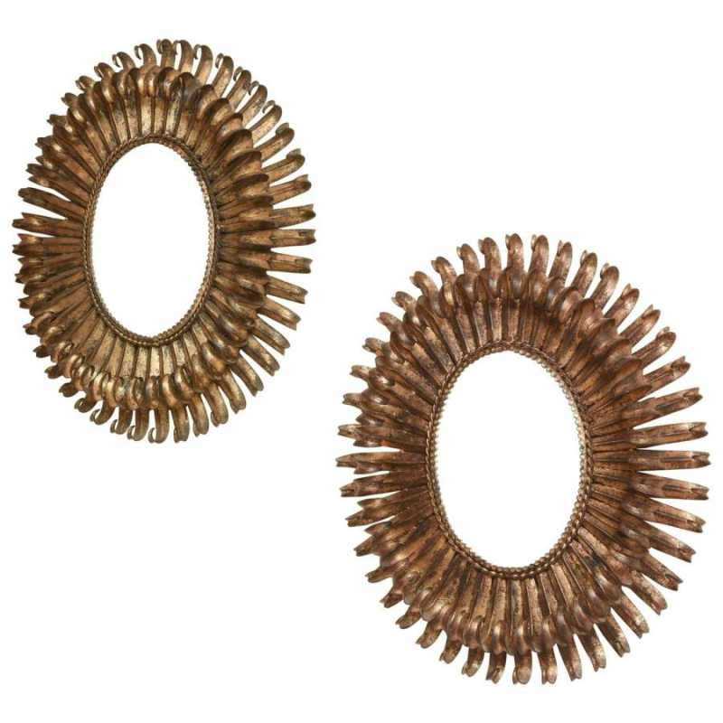 Pair of Oval Eyelash... by  Spanish  - Masterpiece Online