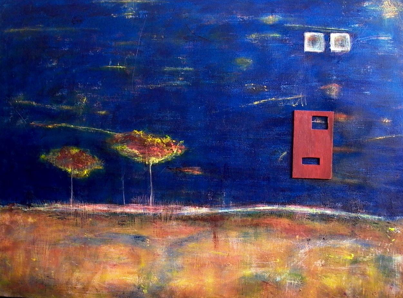 RED DOOR by Mrs. ANA MARINI - GENZON - Masterpiece Online