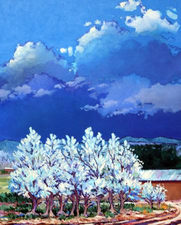Springtime in Cedar C... by  JA Gorman - Masterpiece Online