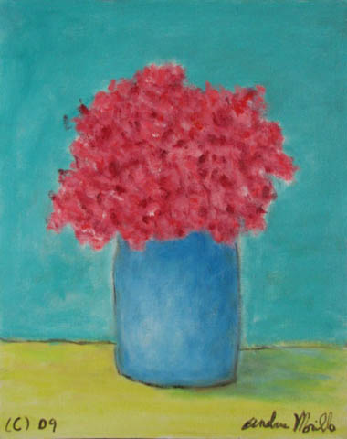 Red Bouquet by  Andres  Morillo - Masterpiece Online