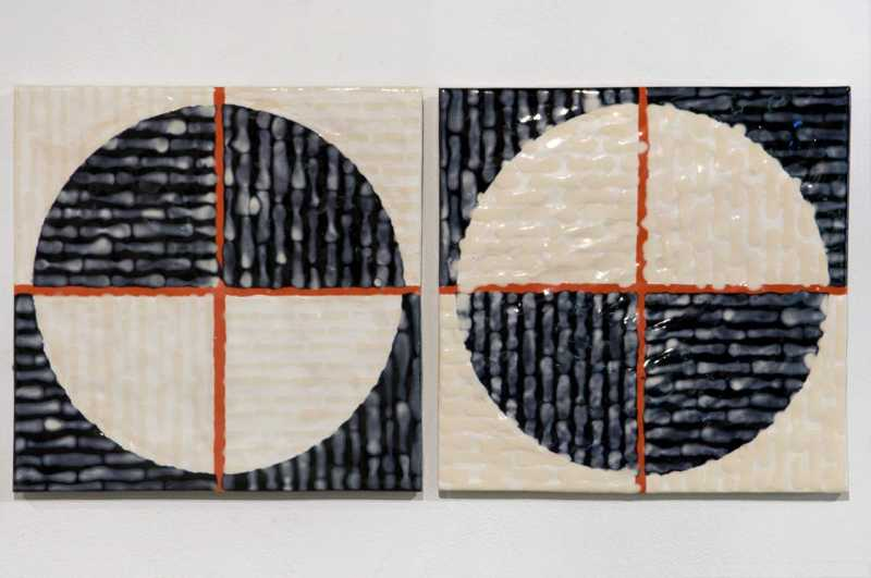 Blue Quarter Moon 2010 by  David Kuraoka - Masterpiece Online