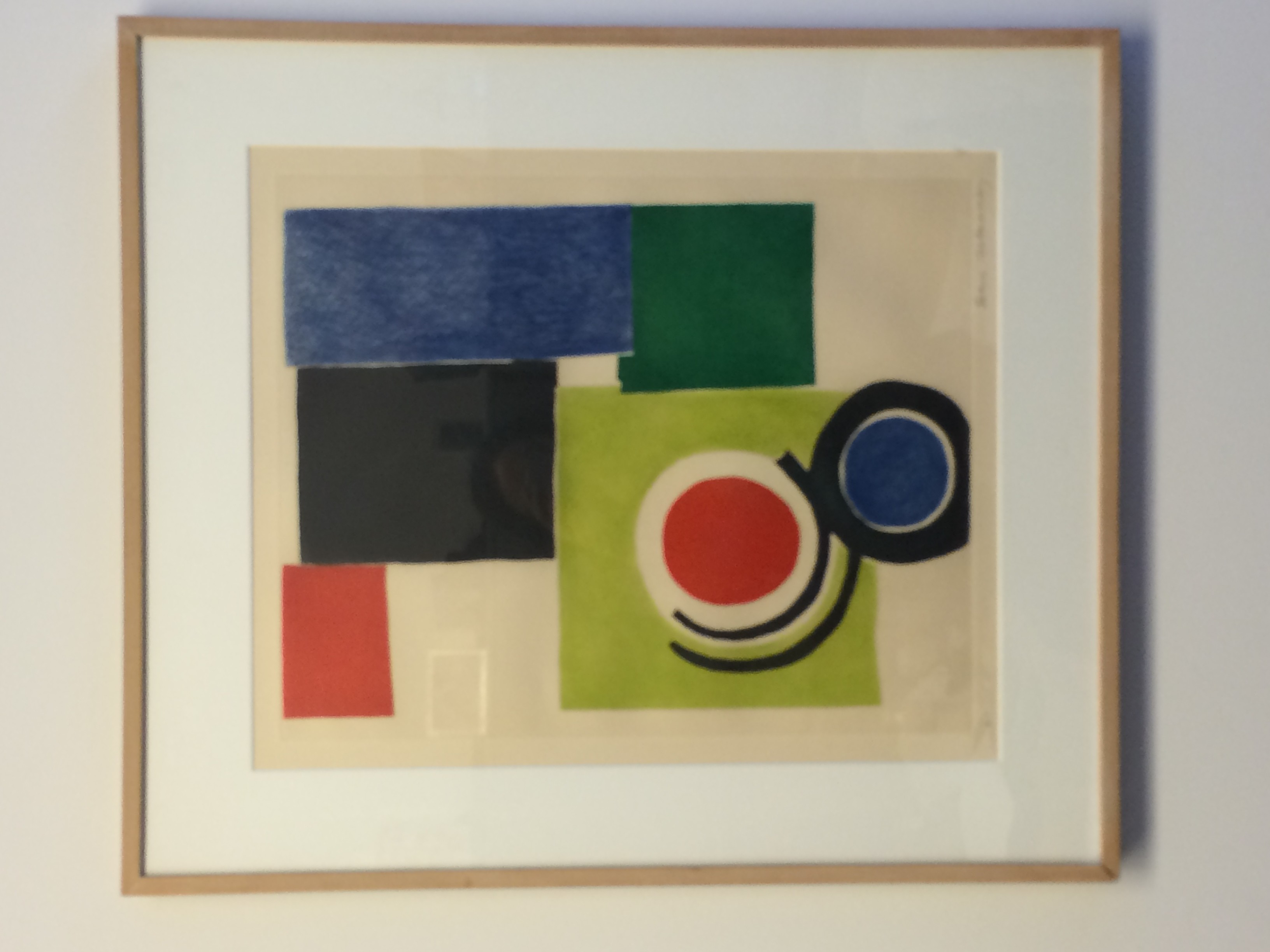Geometric Abstraction by  Sonia Delaunay - Masterpiece Online