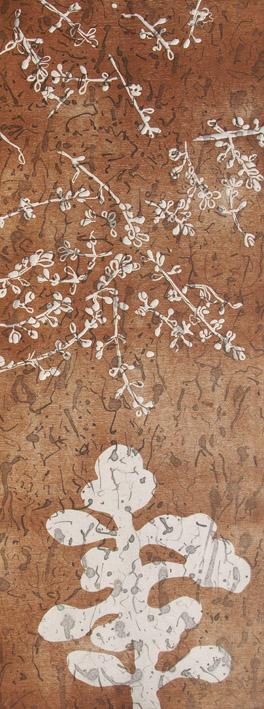 Germination and Buds by  Angela Hayson - Masterpiece Online