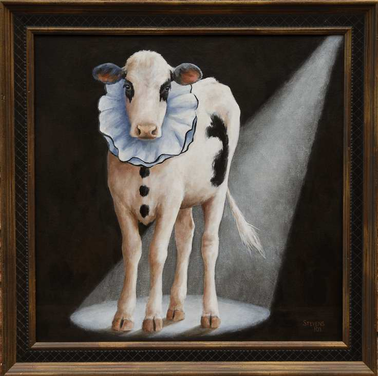 In the Limelight by Ms Sandra Stevens - Masterpiece Online