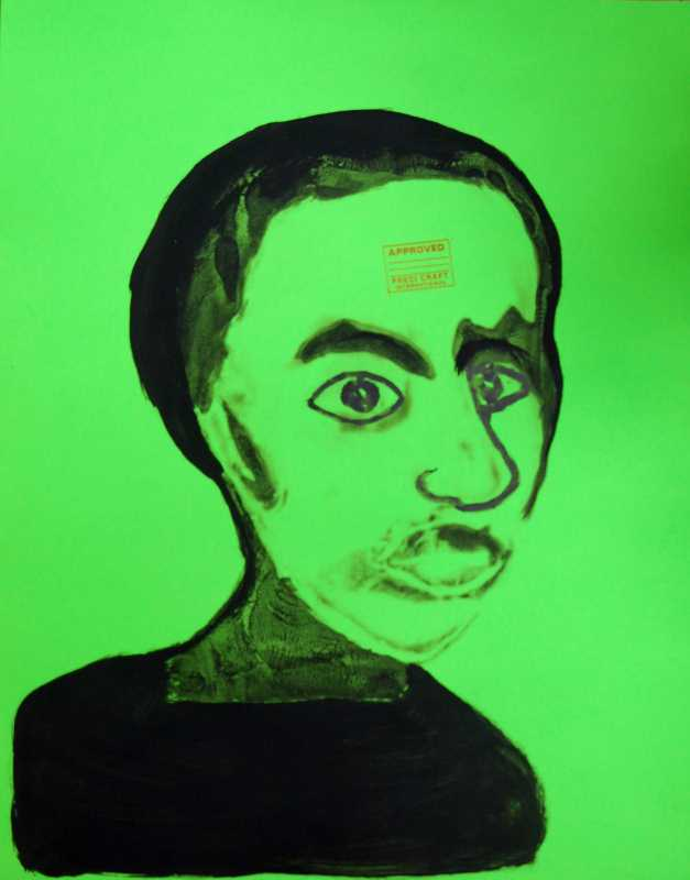 Hot Green by  Patrick Ganthier KILLY - Masterpiece Online