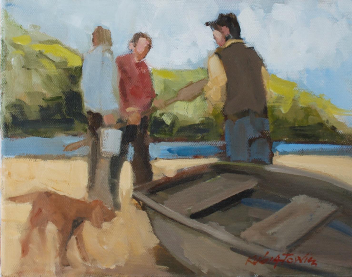 The Return by  James Kubiatowicz - Masterpiece Online