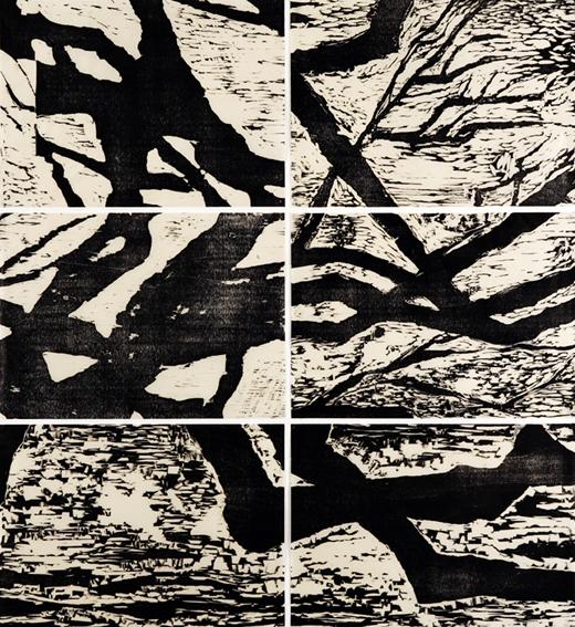 Wild Olive Fragment #1 by  Angela Hayson - Masterpiece Online