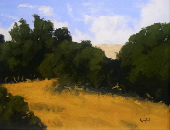 Impenetrable Oaks by  Donald  Craghead - Masterpiece Online