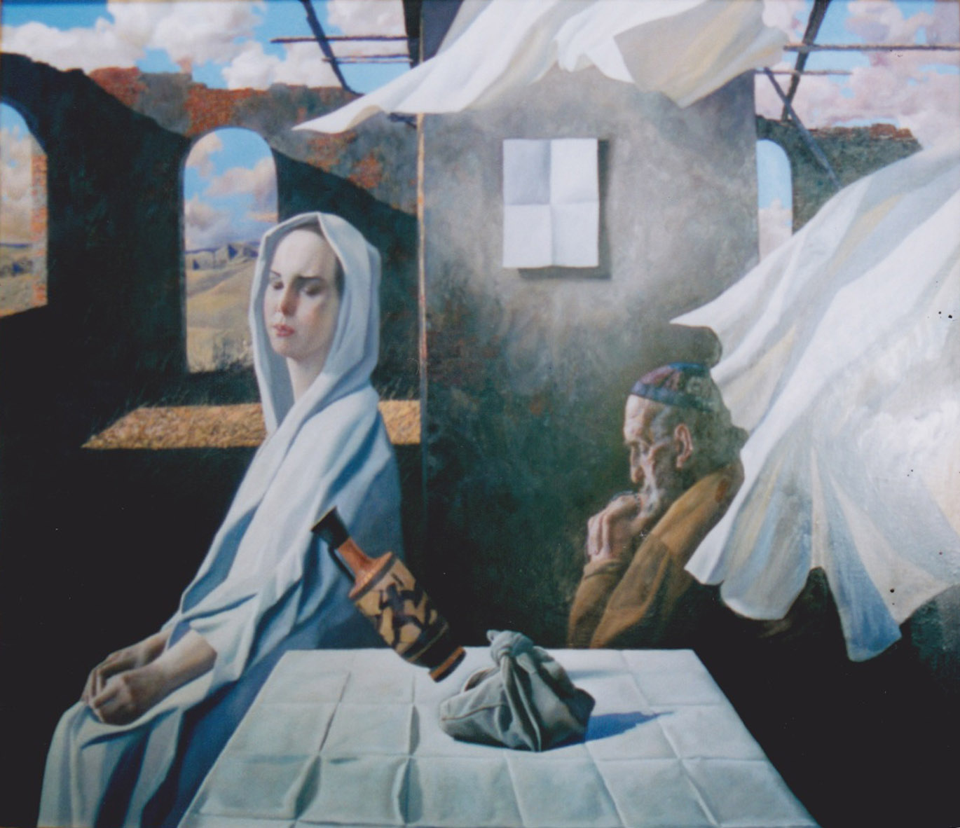 Mary's Stories by  Daud Akhriev - Masterpiece Online