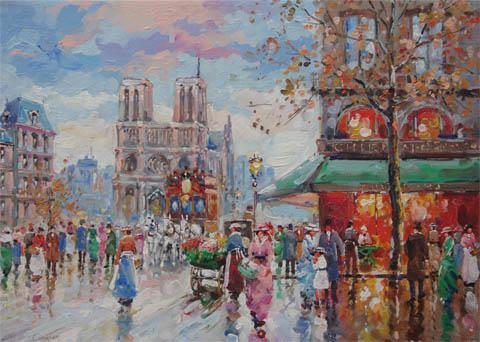 Notre Dames by   Chevalier - Masterpiece Online