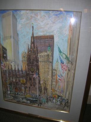 Trinity Church (O) by  Kamil Kubik - Masterpiece Online