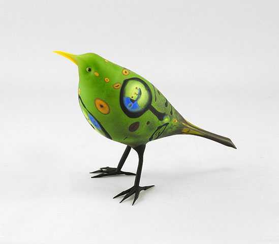 Bird/Green Miro by  Shane Fero - Masterpiece Online