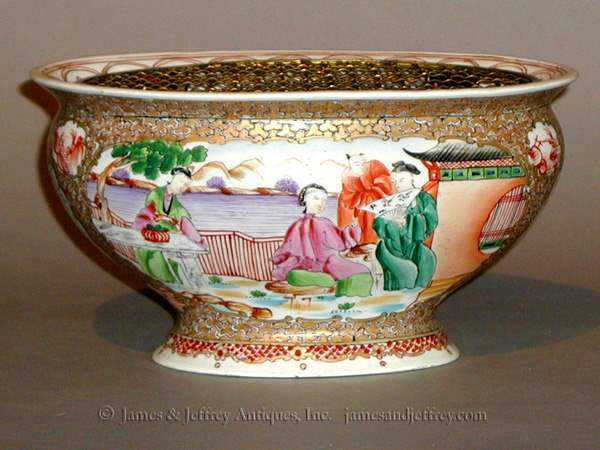 Famille Rose Porcelai... by  Chinese  - Masterpiece Online