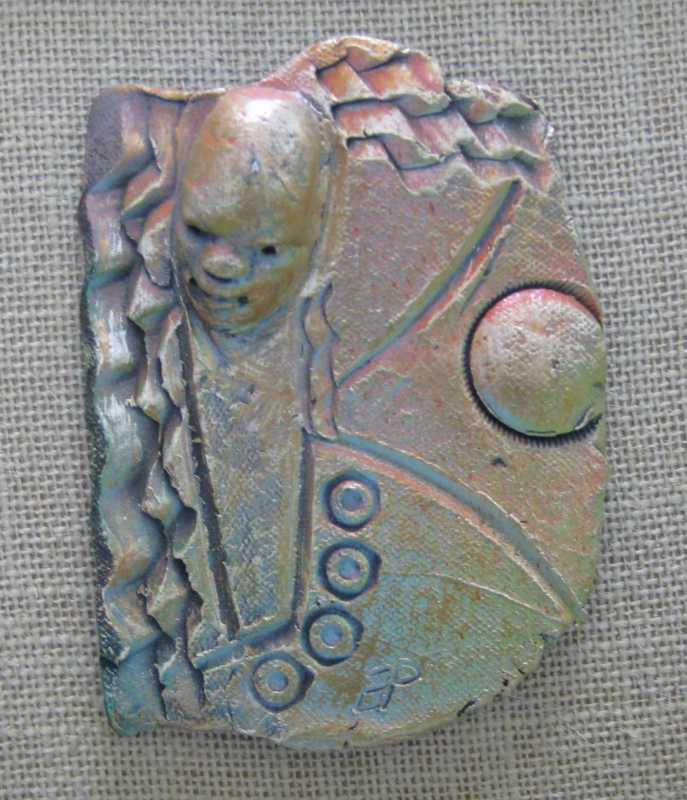 Ceramic Relief 9 by Mr. Everard Powell - Masterpiece Online