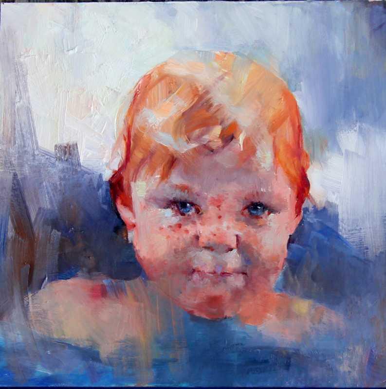 Innocent Mischief by  Michael Maczuga - Masterpiece Online