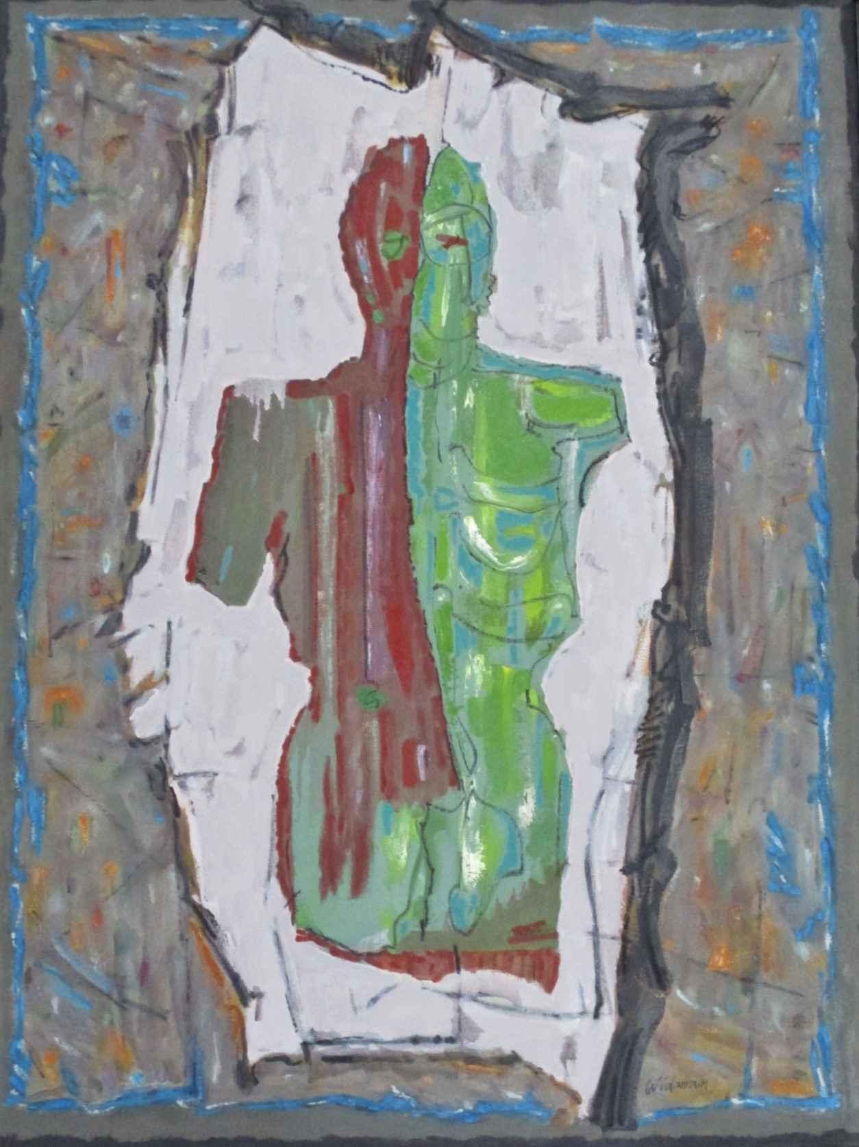 Unknown (Split Torso) by  Harry Widman - Masterpiece Online