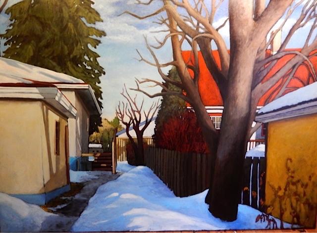 Crisp Winter Day by  Kari Duke - Masterpiece Online