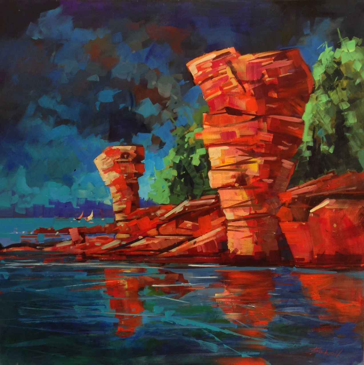 After The Storm by  Brian Buckrell - Masterpiece Online