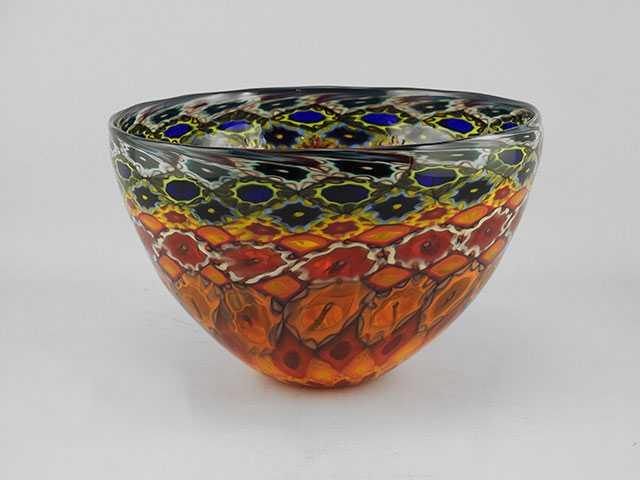 Suzani Bowl by  Jeremy Popelka - Masterpiece Online