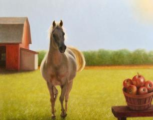 Barn Escape/Apple Snack