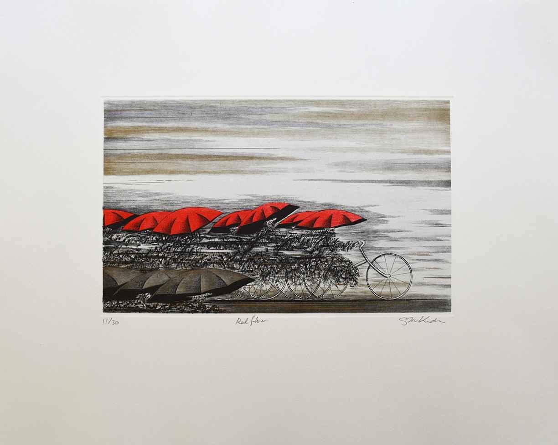 Red Flow by  Shigeki Kuroda - Masterpiece Online