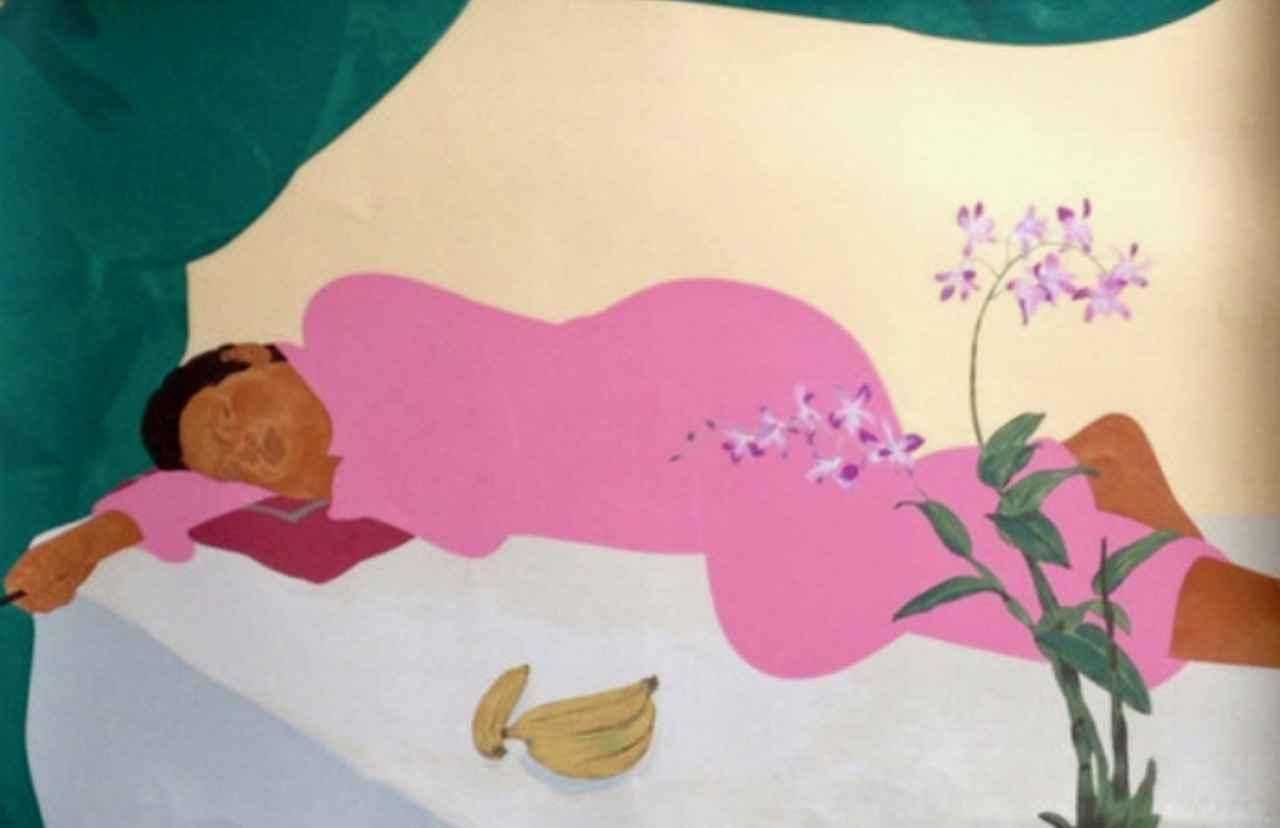 Kakahiaka by  Pegge Hopper - Masterpiece Online