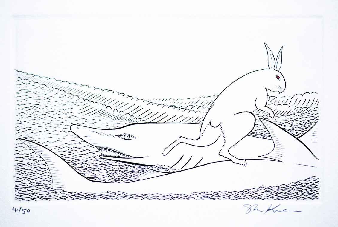 Inaba No Shiro Usagi by  Shigeki Kuroda - Masterpiece Online