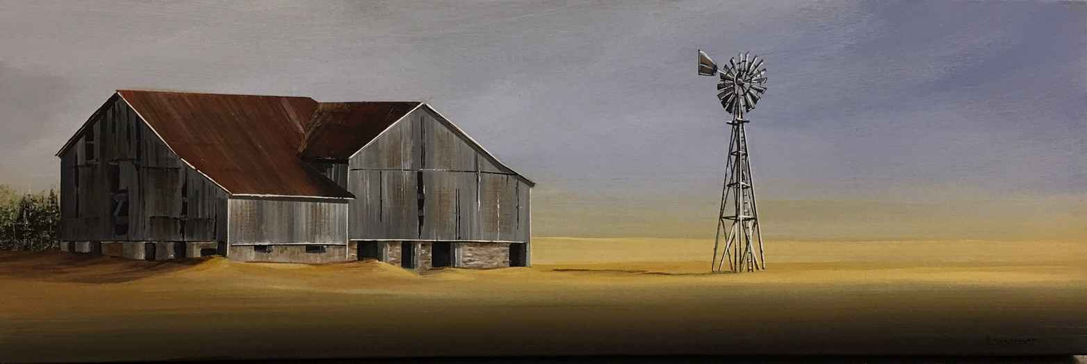 Rural Settings by  Janet Liesemer - Masterpiece Online