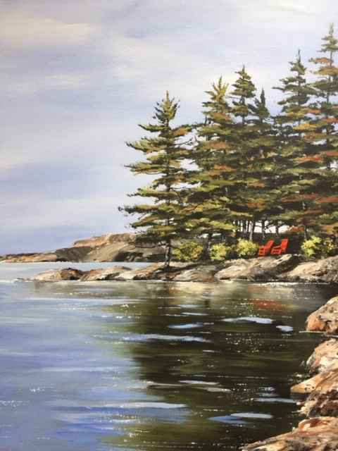 All Things Cottage Co... by  Janet Liesemer - Masterpiece Online