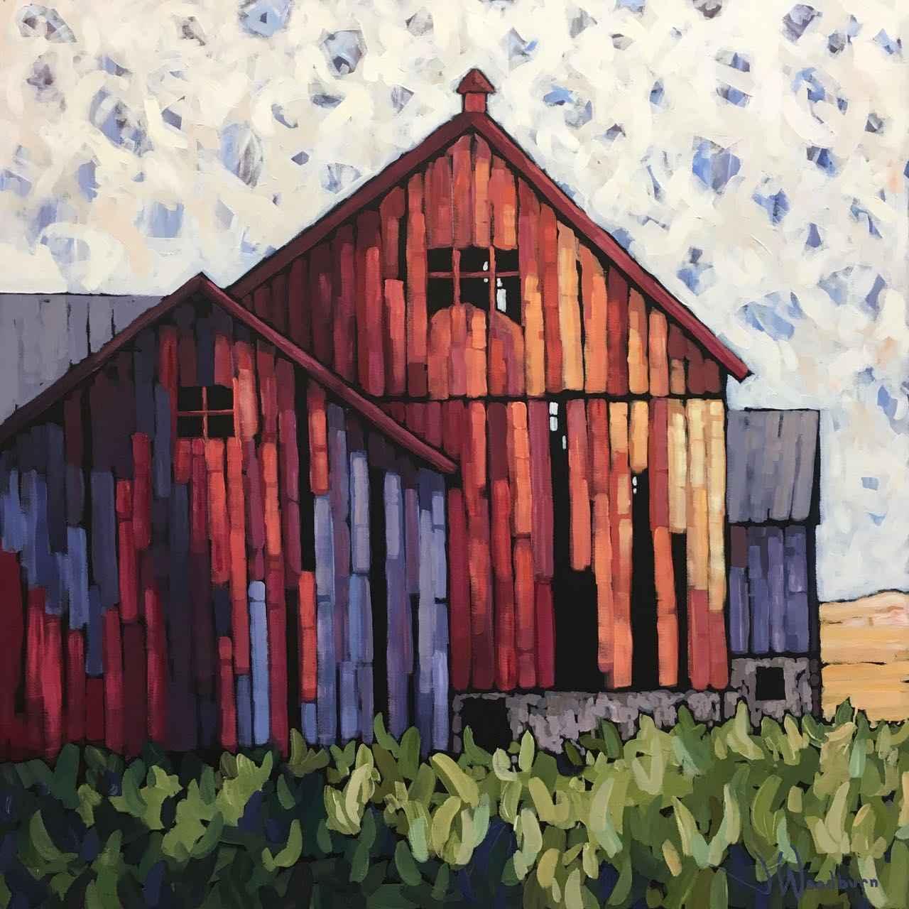 Grey County Sentinel by Ms Jennifer Woodburn - Masterpiece Online
