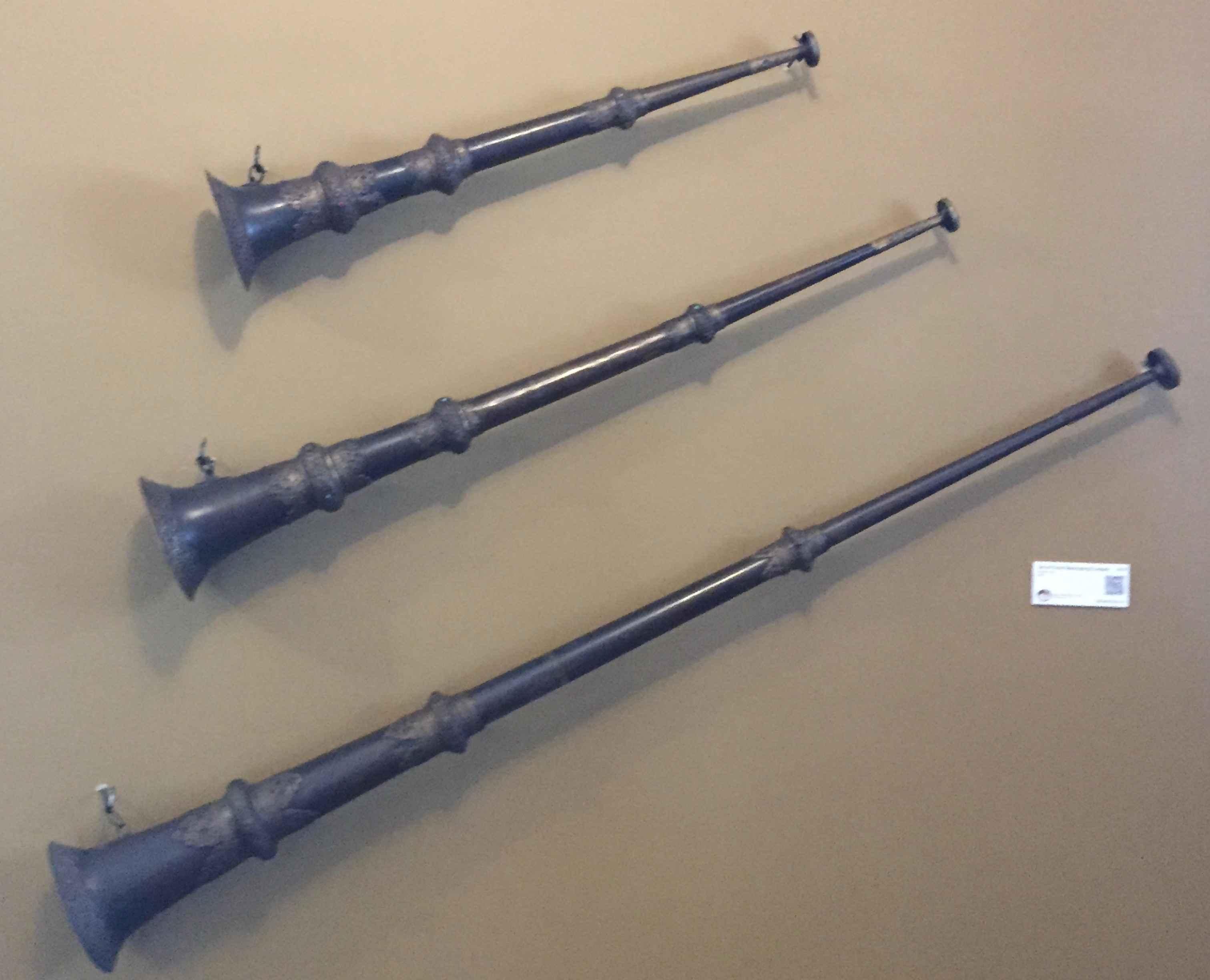 Dung Chen Trumpets (3) by  Unknown Artist - Masterpiece Online