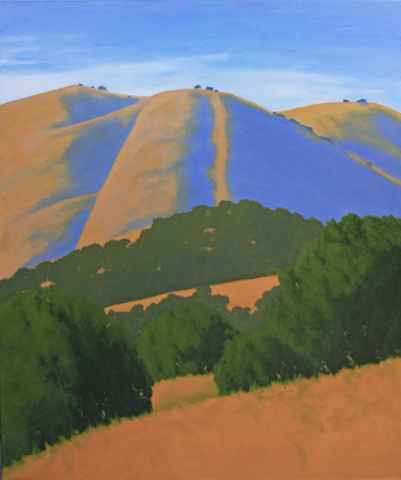 Three Peaks by  Donald  Craghead - Masterpiece Online
