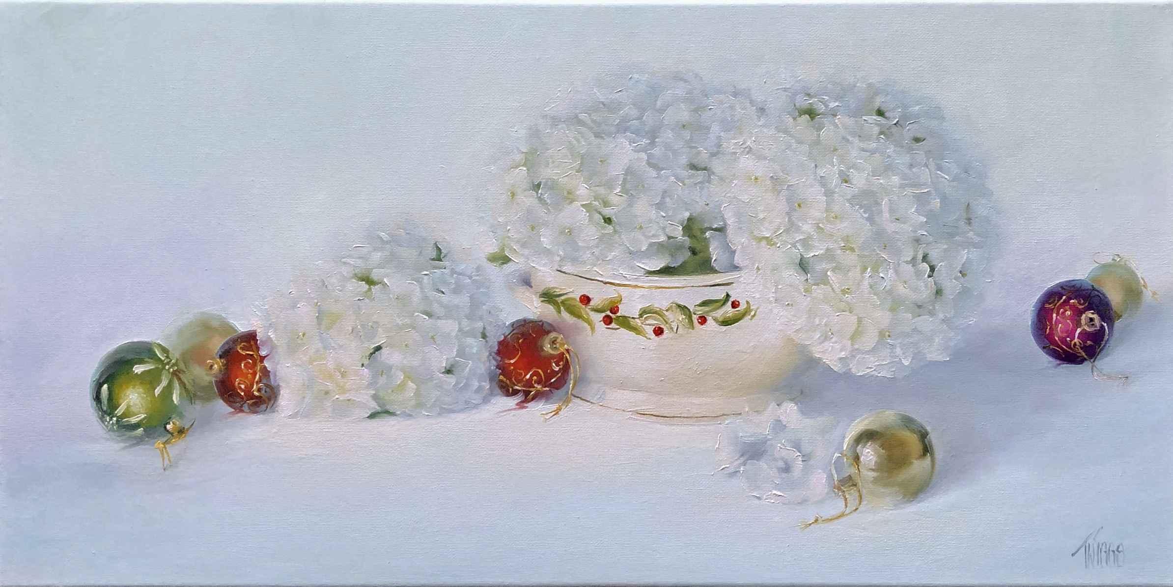 Frosty Noel by  Lori Twiggs - Masterpiece Online