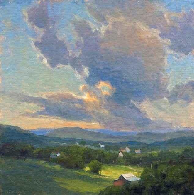 Sunny Skies Ahead  by  Kim Casebeer