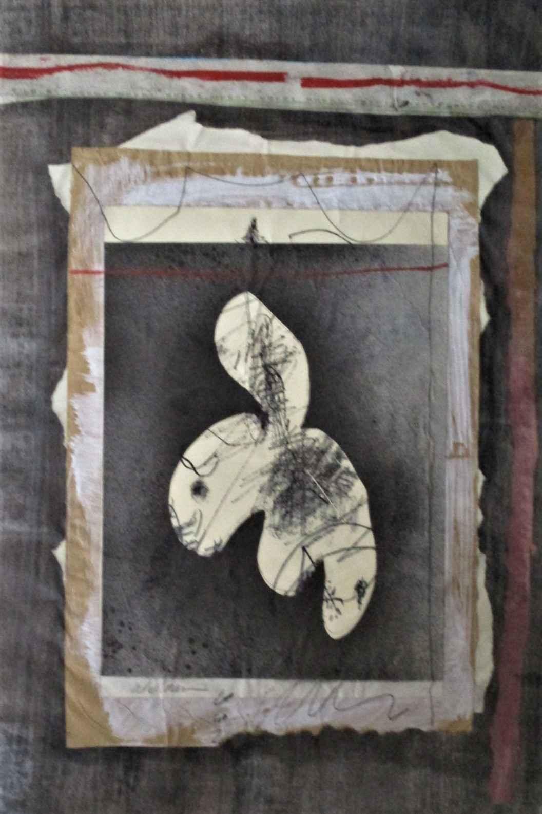 Unknown (B&W Symbol) by  Harry Widman - Masterpiece Online