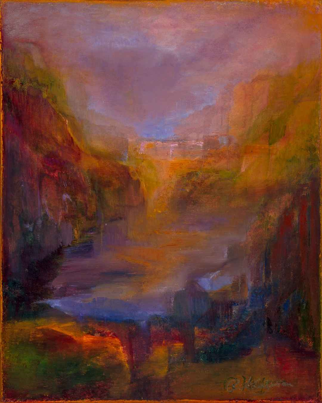 Distant Light by  Patricia Kaufman - Masterpiece Online