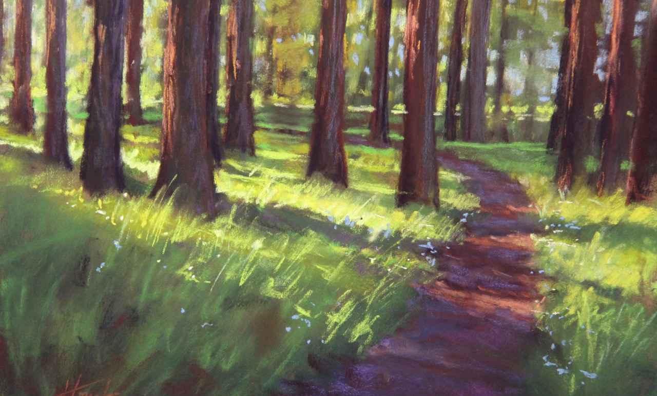 Beckoning Light by  Amanda Houston - Masterpiece Online