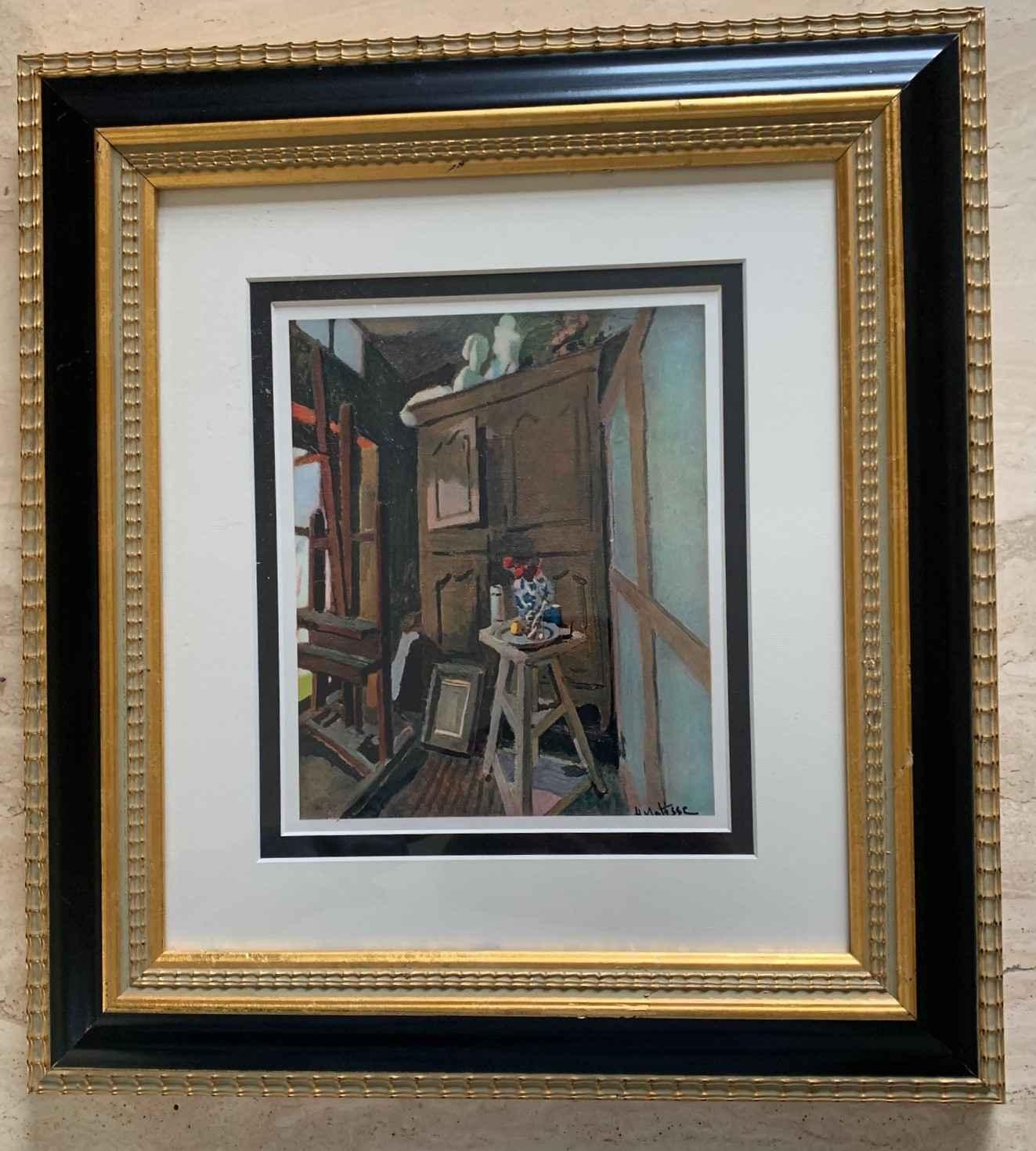 Interior d'Atelier (S... by  Henri Matisse - Masterpiece Online