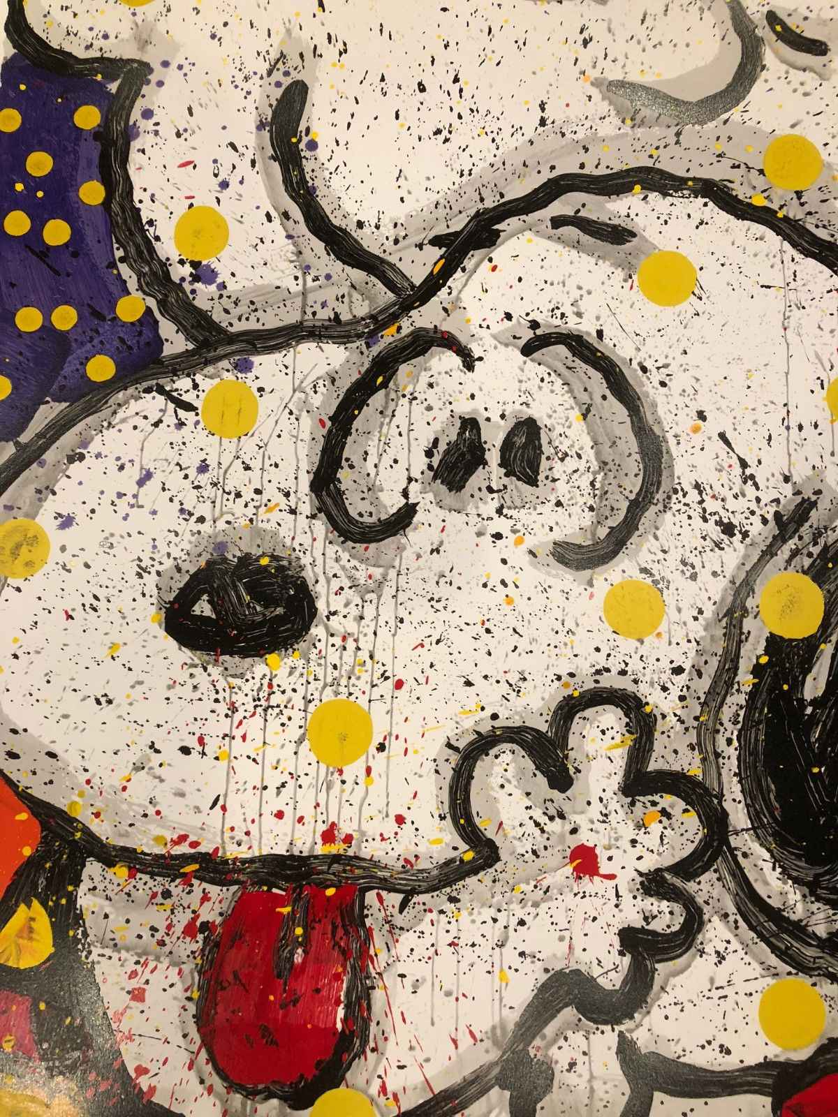 My Main Squeeze by  Tom Everhart - Masterpiece Online
